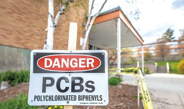 Burlington's PCB Problem Could Impact Other Schools Across Vermont