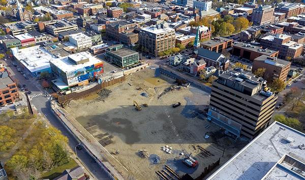 Redstone Files Two More Suits Against CityPlace Burlington Project