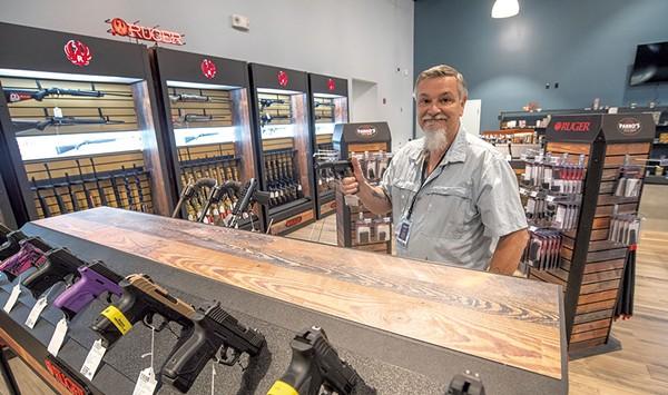 Shots Fired: A Reporter Visits Vermont's First Indoor Gun Range