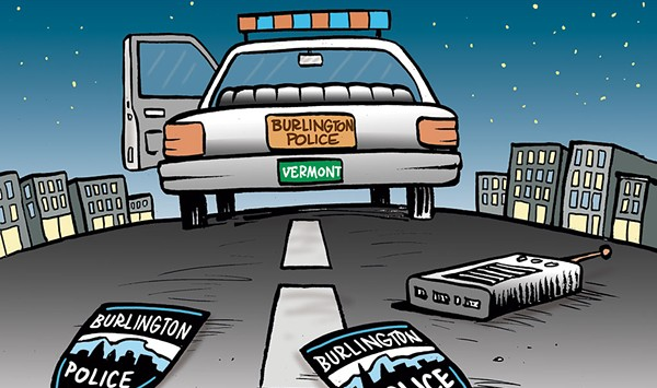 Burlington Police Are Increasingly Demoralized — and Planning to Leave Their Jobs