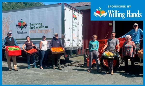 Video: Willing Hands Grows Thanks to Community Support