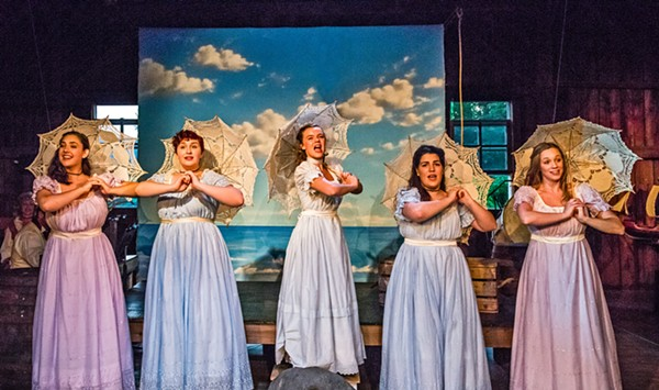 All Aboard With <i>The Pirates of Penzance</i> at Skinner Barn