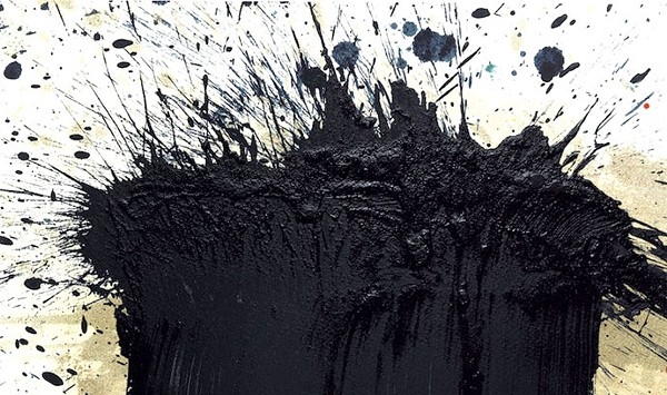 Art Review: Pat Steir, Helen Day Art Center