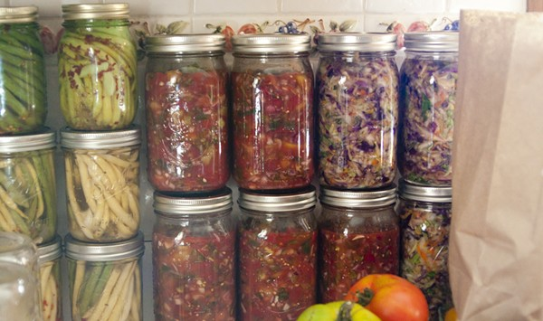 Farmers Market Kitchen: Now-and-Later Summer Salsa