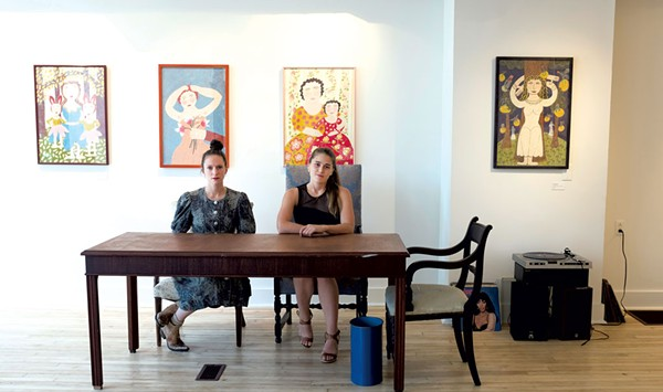 Gallery Profile: Northern Daughters in Vergennes