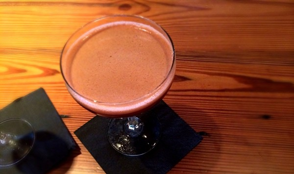 Drink Up: The Trinidad Sour and Soirée Noir