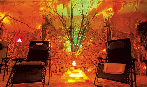 A Montgomery Salt Cave Might Heal What Ails You