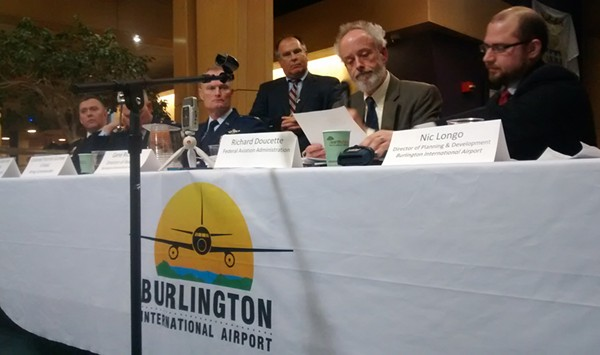 At Public Meeting, Federal Officials Seek to Calm BTV Airport Uproar