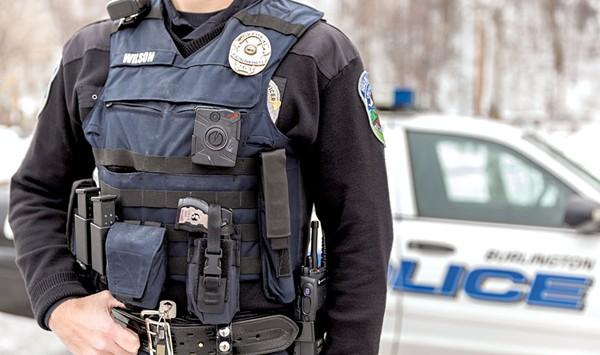Burlington Cop Resigns After Perjury Allegation in Drug Case