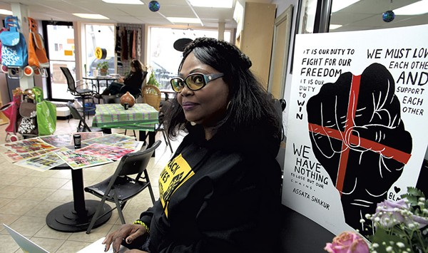 Black Lives Matter-Vermont Rallies for Change