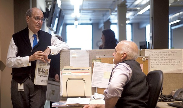 Can a Retired Judge Save Southern Vermont's Newspapers?