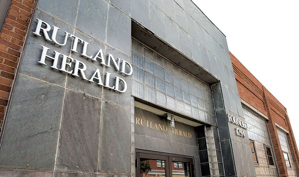 Media Note: <i>Herald</i> Retreats to Rutland County