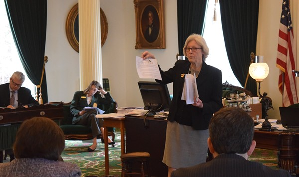 Vermont Senate Backs Budget 30-0, Setting Stage for Adjournment