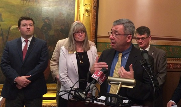 House Republicans Pull Their Support for Budget Plan