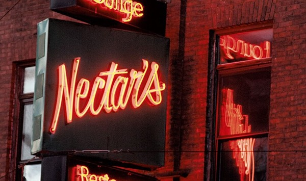 The Building That Houses Nectar's Is for Sale