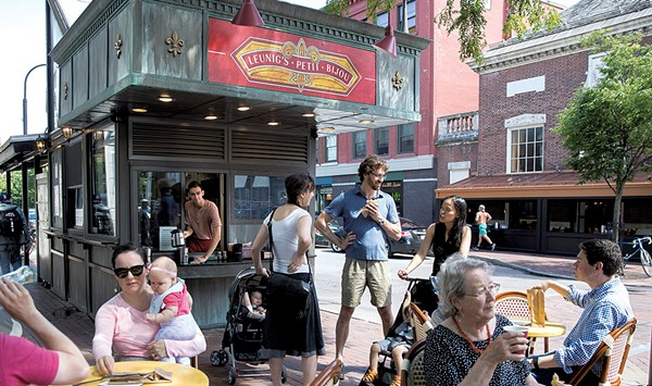 Sampling Burlington's Latest Coffee Stops
