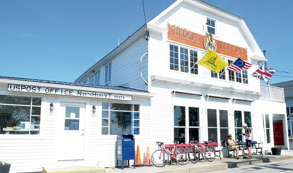 Looking for a Hero: A Champlain Islands Institution Is for Sale