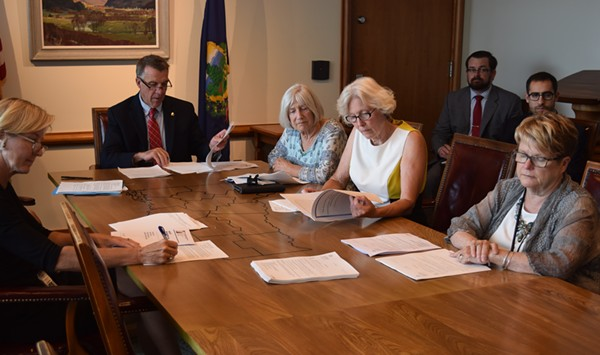 Vermont Officials Prepare for Lower Revenues, Budget Cuts