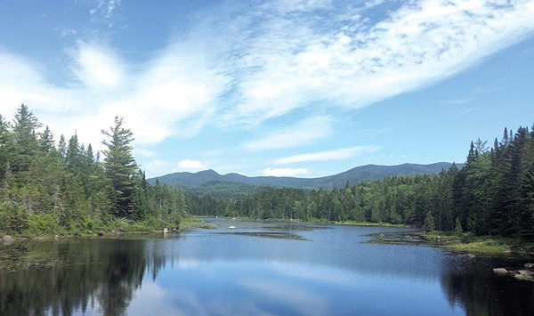 Bid to Host Visitors in Remote Adirondacks Forest Draws Fire