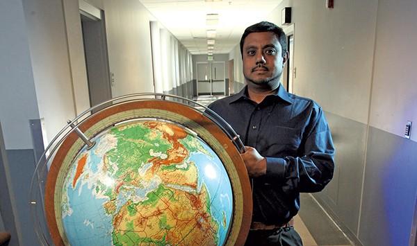 UVM Migration Scholar on Refugee Resettlement