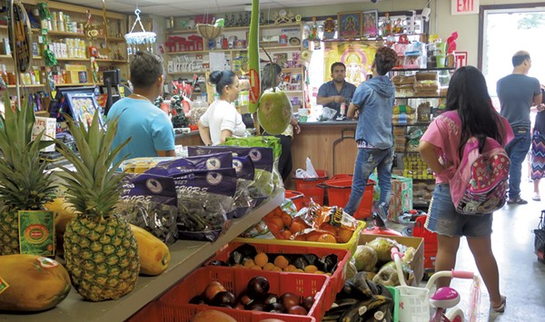 Central Market Offers One-Stop Multicultural Shopping