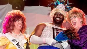 "Slideshow: Winter is a Drag Ball 2018 — ""Make America Drag Again"""