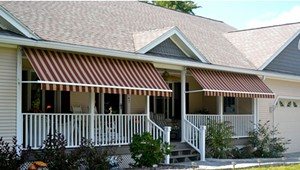 For One Local Company, Awnings Aren't Just Window Dressing