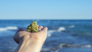 The Cannabis Catch-Up: Legal Weed Won't Extend Into Lake Champlain