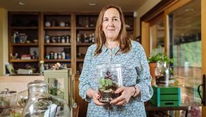 Susan Goldstein of Muddy Toes Talks Terrariums