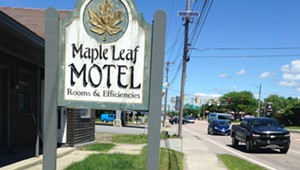 South Burlington Motel Residents Worry About Its Planned Demolition