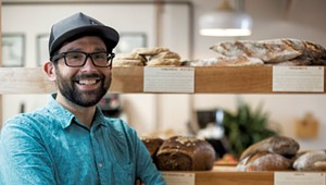 Knead Bakery's Rob Blum Talks Cooking and Creativity