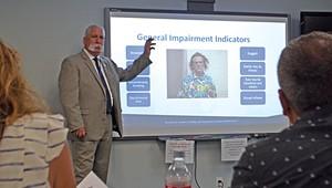 School Administrators Get a Crash Course in Spotting Drug Use