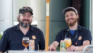 Robbie Leeds and Nick Smith Take the Lead at Otter Creek Brewing