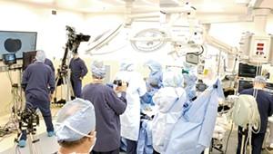 Stowe's Varises Builds a 'Flight Simulator' for Surgeons
