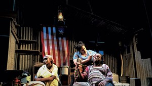 Liberian Women Find Strength Together in 'Eclipsed'