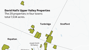 Can Four Upper Valley Towns Plan a Future Together?