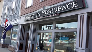 In St. Albans, Artist in Residence Gallery Aims to Buy Its Home