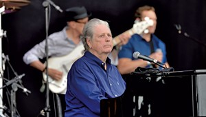 Soundbites: Brian Wilson to Perform at Burlington Discover Jazz Festival