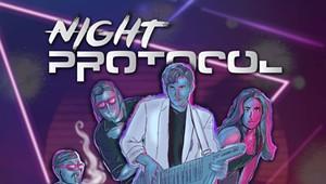 Album Review: Night Protocol, 'Tears in the Rain'