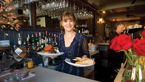 Nourishing Food, Seasonal Flair at Kismet in Montpelier