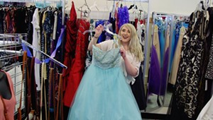 Stuck in Vermont: Plato's Closet Prom Dress Benefit for Camp Ta-Kum-Ta