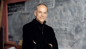 Prizewinner Marcelo Gleiser Bridges Science and Spirituality