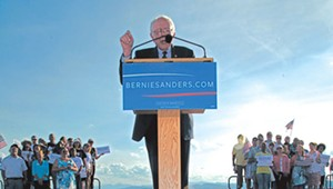 Return of the Bern: Sanders to Hold First Vermont Campaign Rally on May 25