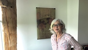 Artist Joan Morris Talks Fabric Dyeing, Print Making and 'The Lion King'