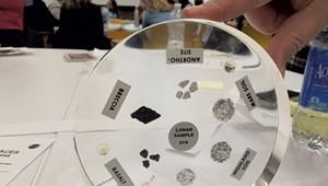 Burlington's Fletcher Free Library to Host Moon Rocks and Meteorites