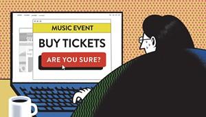 As Summer Concert Season Approaches, Beware the Secondary Market