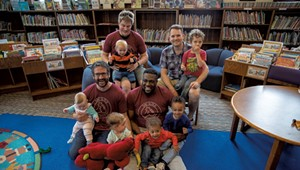 #Squadgoals: Burlington's Dad Guild Helps New Fathers Connect and Learn From Each Other