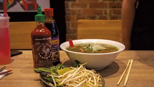 Sampling Burlington's New Vietnamese Street Food at Pho Son