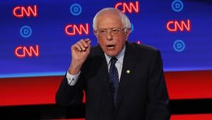 Bernie Sanders' Agenda Dominates the 'Damn' Debate
