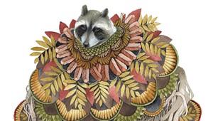 Illustrator Jess Polanshek Makes Book of Woodland Creatures
